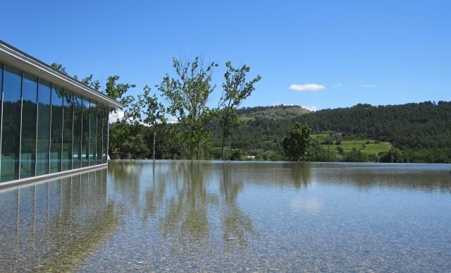 Tadao Ando - visitor centre 11